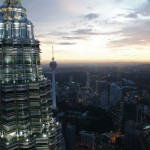 KL Petronas Twin Towers - 213