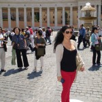 Day in Rome - Vatican to Treve Fountain-106