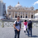 Day in Rome - Vatican to Treve Fountain-107