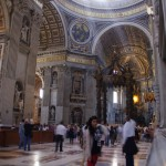 Day in Rome - Vatican to Treve Fountain-187