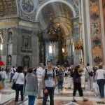 Day in Rome - Vatican to Treve Fountain-188