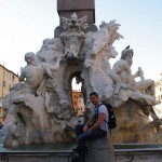 Day in Rome - Vatican to Treve Fountain-253
