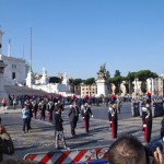 Military Parade in Rome