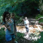 Walk to the Waterfall and Sulphur Springs