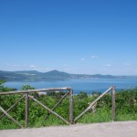 Arrived in Bracciano and toured Trevignano and Anguilara - 027