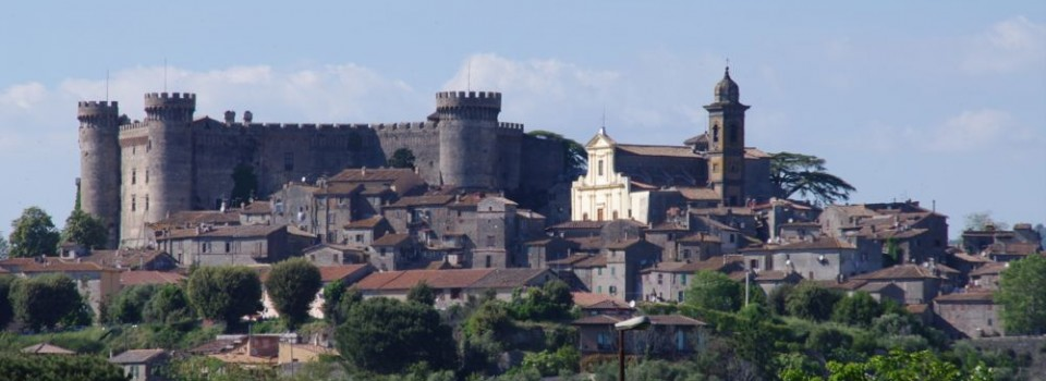 Arrived in Bracciano and toured Trevignano and Anguilara - 116